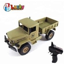 Популярная игрушка для скалолазания, военный 116, армейский зеленый rc автомобиль, игрушка с новым дистанционным управлением, грузовик carrinho de...