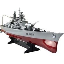 RC Boat High-speed Military Model Series Battleship 1/360 RC 28