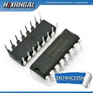 1 шт. SN74HC595N DIP16 SN74HC595 DIP 74HC595N 74HC595 74595
