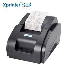 Mini 58mm Thermische Ticket Drucker Thermische 58mm Pos Drucker Usb-schnittstelle 58mm Pos-quittungsdrucker Restaurant Rechnung drucker