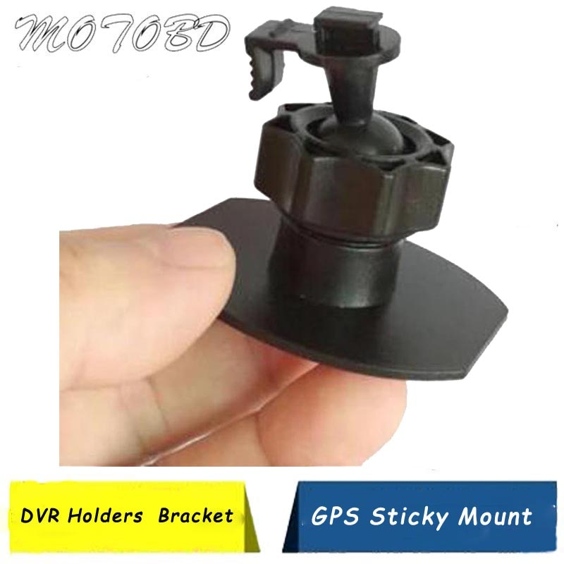 Obd TooL 3M Paste Stick Car Camera Mount Holder 360 Degrees for G1W G1WH LS3000W Car DVR Digital Camera Mini 3m Car Bracket