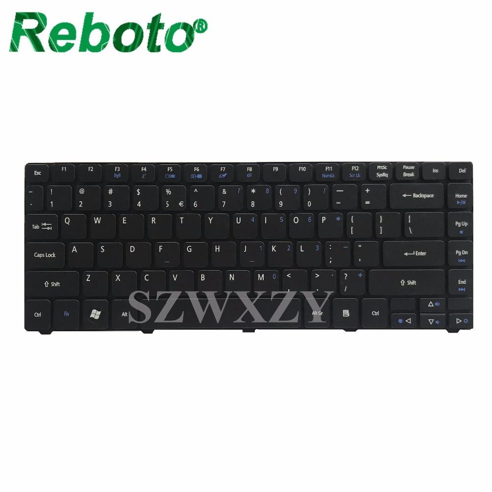 Reboto nueva para Acer Aspire 4252 de 4752 a 4752G 4752Z 4339, 4349, 4350, 4352G 4535G 4540 de 4540G 4560G 4625 4733Z 4736, 4738 de 4739 nos teclado