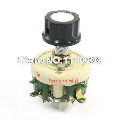 Potenciómetro de cerámica bobinado resistencia de reostato Variable 25 W 150 Ohm