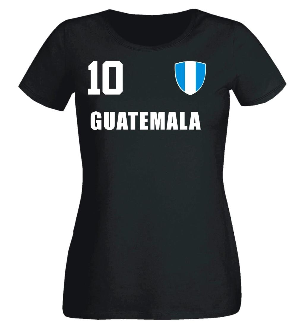 Camiseta de Guatemala Damen, camiseta de equipo de The warz Trikot Nr All 10 Fubball Sporter 2020, Fútbol Soccers, nueva moda 2020, camiseta caliente