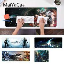 MaiYaCa Nuovo Disegno Final Fantasy VII game pad del mouse gamer gioco Zerbino s Durevole Del Mouse In Gomma Zerbino Pad Mouse Da Gioco pad