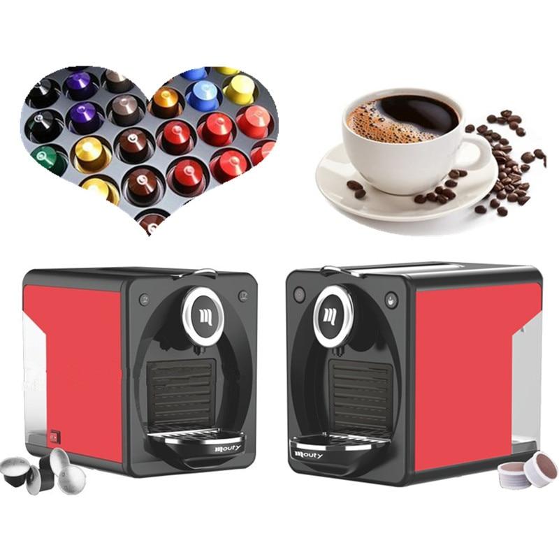 Автоматическая машина для приготовления кофе-капсулы nespresso, 220 В, с 19 барными насосами ULKA