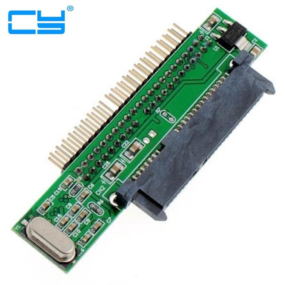 """Disco Duro rígido SSD de 2,5 pulgadas, Adaptador IDE compacto de 44 Pines, 2,5 """", 7 + 15 P, 22 P, Serial ATA, SATA, Chip JM20330"""