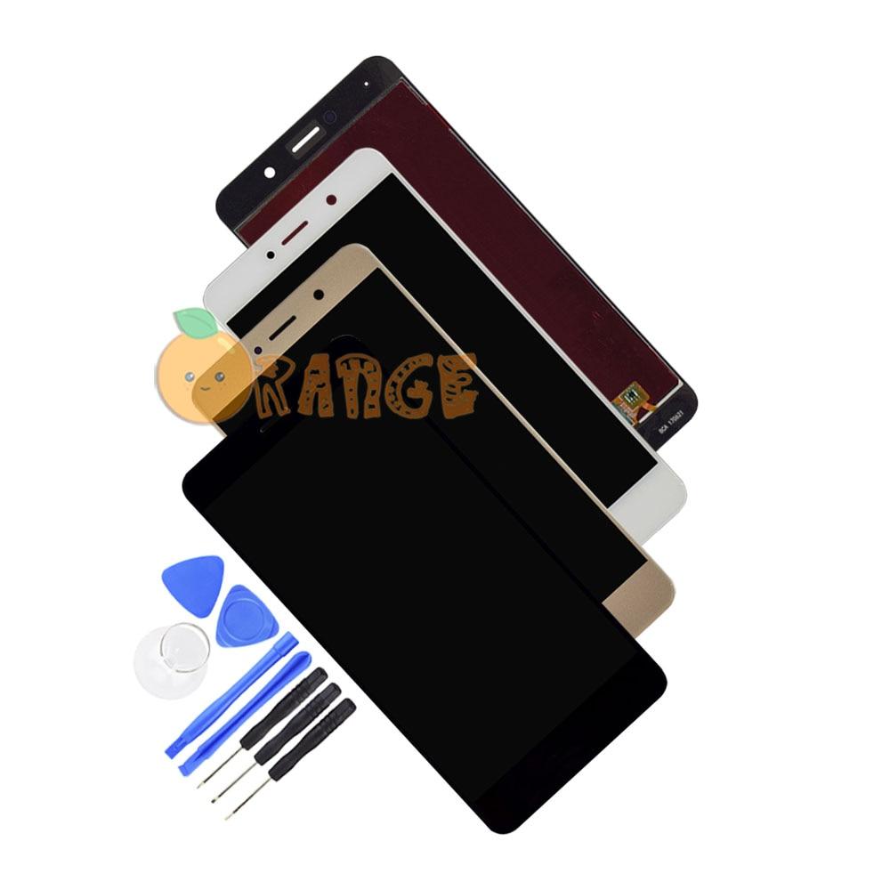 Sensor de pantalla LCD de pieza de reparación de 5,5 pulgadas de alta calidad para Huawei H1711 Ascend XT2 TOR-A1 Monitor MONTAJE DE PANTALLA TÁCTIL + herramientas