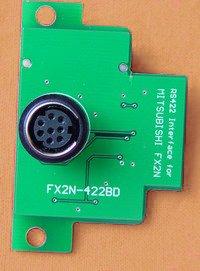 FX2N-422-BD RS422 Board for FX2N PLC RS422 communication board FX2N422BD free shipping new in box FX2N-422BD