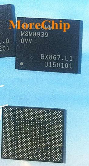 MSM8939 0VV Samsung A7000 CPU chip IC 2 pçs/lote