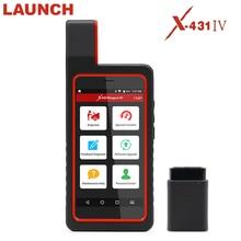 X431 Diagun IV outil de Diagnostic   Puissant, Wifi/Bluetooth Android 7.0, avec 2 ans de mise à jour gratuite, Scanner de Code de voiture, nouveau lancement