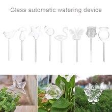 Nowe automatyczne nawadnianie Globe roślina kwiat woda żarówki kształt zwierząt szkło Home Decor podlewanie ogrodu System samo podlewanie urządzenia