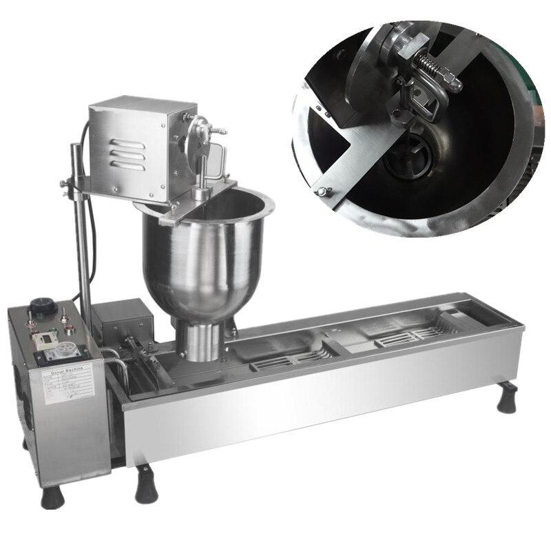 Fabricante de rosquinha doce donut fritadeira elétrica máquina mini filhós que faz máquinas