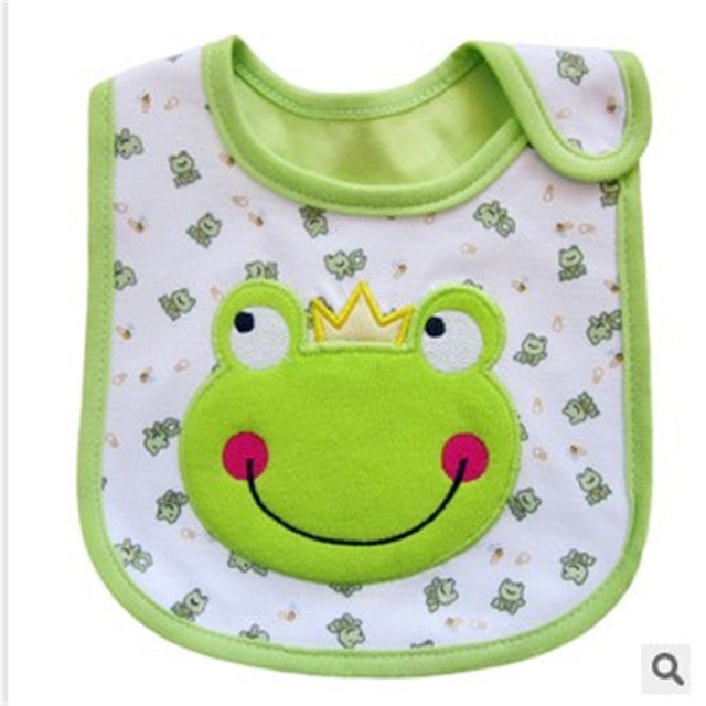 1PCS Newborn Baby Bibs Waterproof  Bib Bandana Baberos Bibs For Kids  Girls Boys Bib Baby Clothing 6