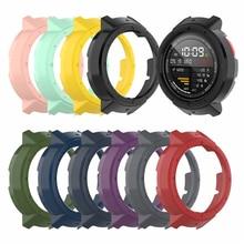 Coque de protection PC pour Huami Amazfit 3 Verge A1801 Smartwatch remplacement coque de protection antichoc pour Huami Amazfit Watch 3