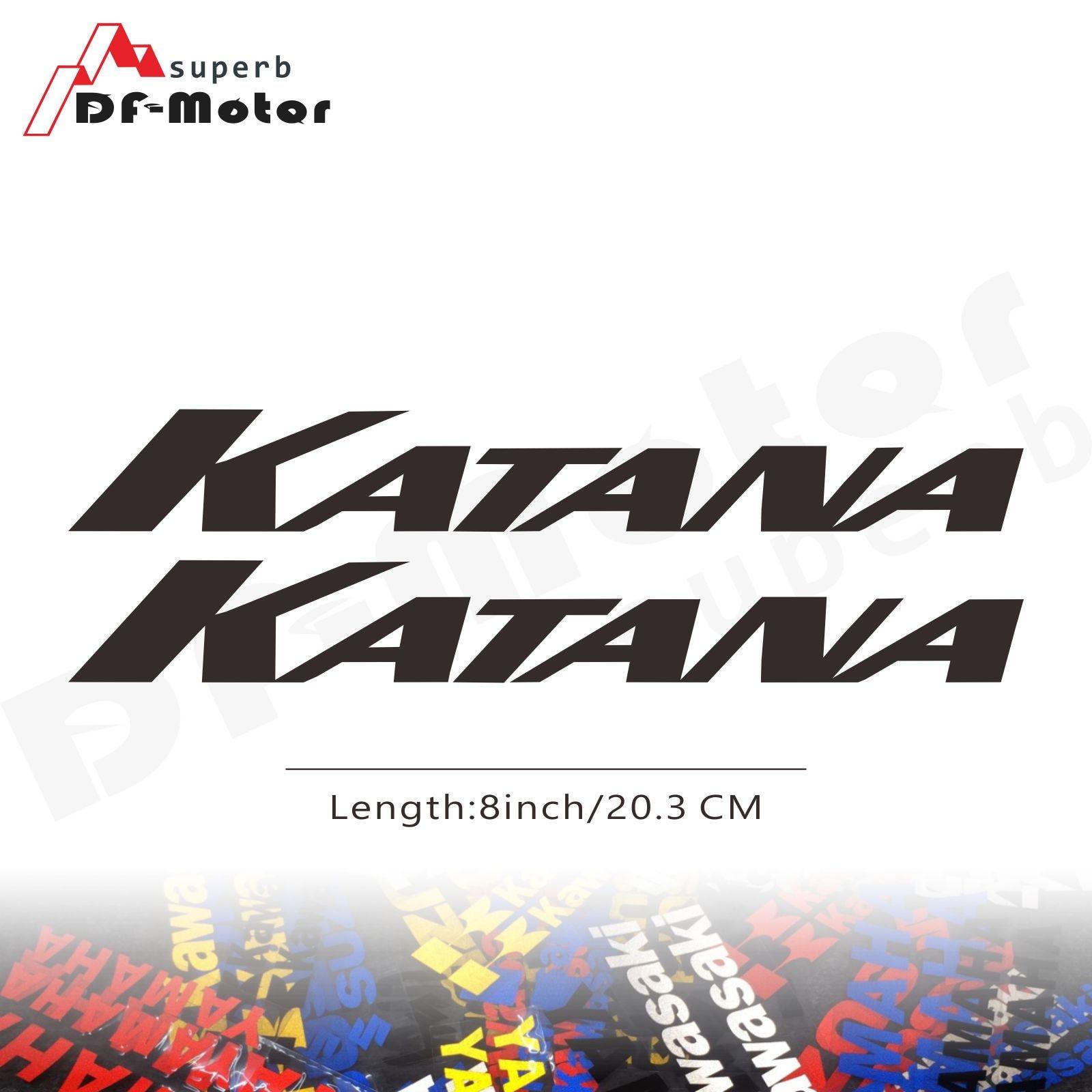 8 дюймов Светоотражающая наклейка для мотоцикла автомобиля наклейка колеса шлем с обтекателем наклейка для Suzuki Katana