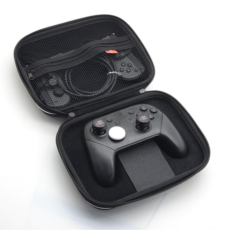 Novo Interruptor Pro Controladores Gamepad Joypad Game Case Bolsa para Nintend EVA Rígido Capa Bolsa De Armazenamento Nylon Sacos de Jogo Shell