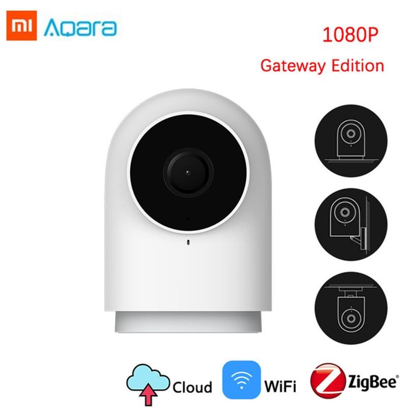 Xiaomi Aqara Camera G2H Gateway Edition Smart Camera Zigbee Wifi 1080P HD Security Video Camera Infrared Night Monitoring