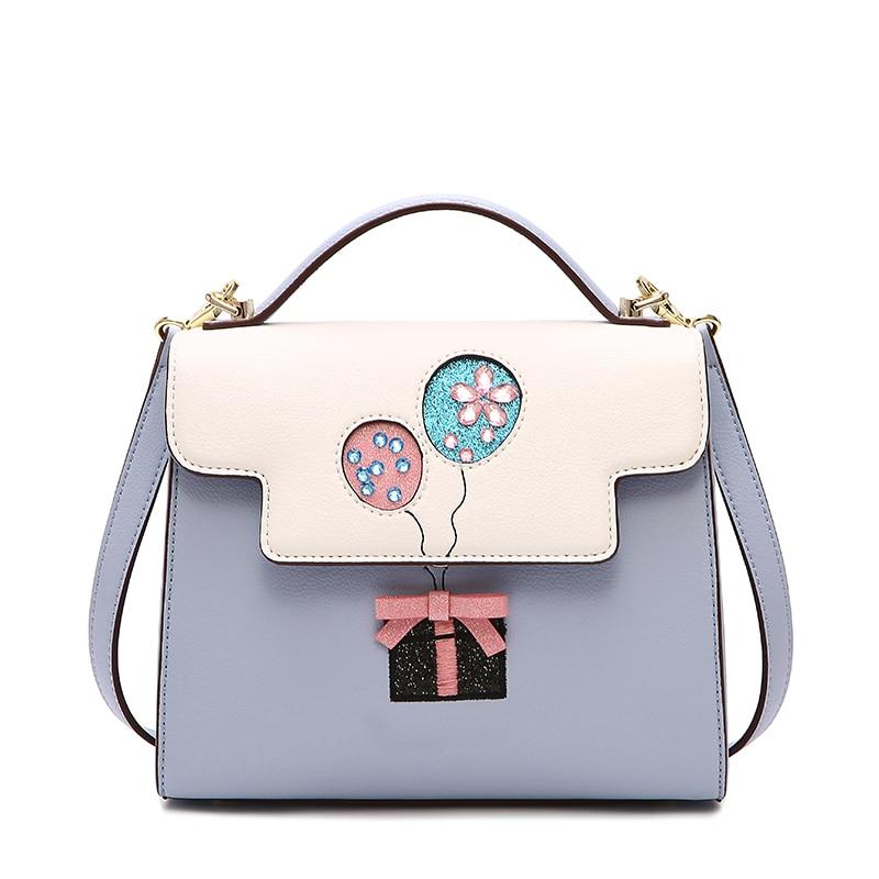 Aotian 2019 nova bolsa feminina fashioncasual sacos de alta qualidade casual bolsa ombro azul tote