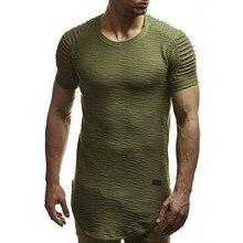 Fashion Mens Summer O Neck Casual Slim Short Sleeve T Shirt Top Blouse  tops & tees nasas men mens clothing venom #0327