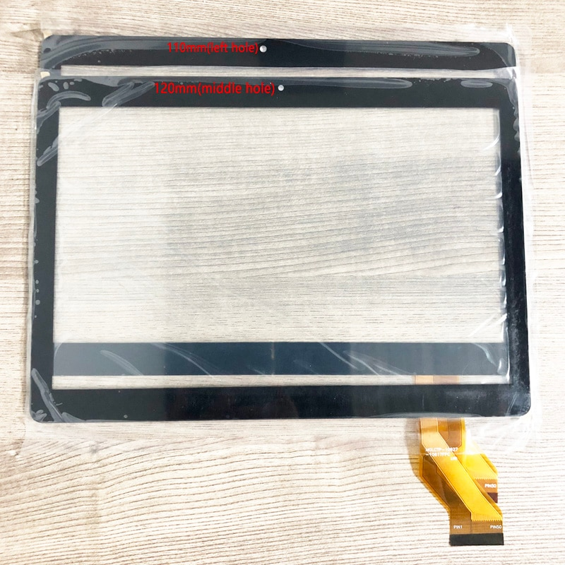 "10,1 ""pulgadas de pantalla táctil para XGODY B960 T1005 T1004 K108 AP10 Tablet Digitalizador de Panel táctil vidrio de sustitución con sensor Multitouch"