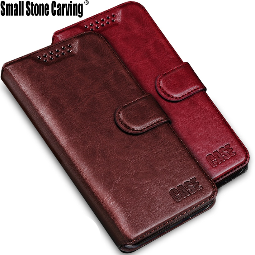 Чехол для ZTE Axon 7 Mini, Роскошный кожаный флип-чехол для ZTE Axon 7 Mini, деловой чехол, кошелек, чехол для телефона