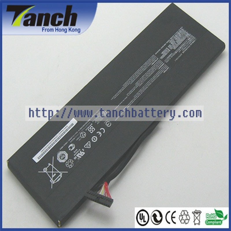 Marca nueva BTY-M47 de baterías para portátil MSI GS40 6QE GS43VR GS43 7,6 V 61.25Wh 4 celular
