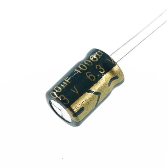 20pcs ARTHYLY 50V 100UF Capacitor Eletrolítico 50V100UF 8*12 R243