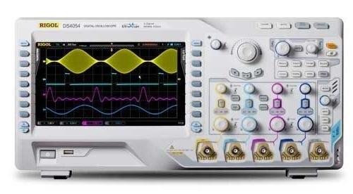 DS4014 цифровой осциллограф 100 МГц 4CH 4GSa/s 140Mpts