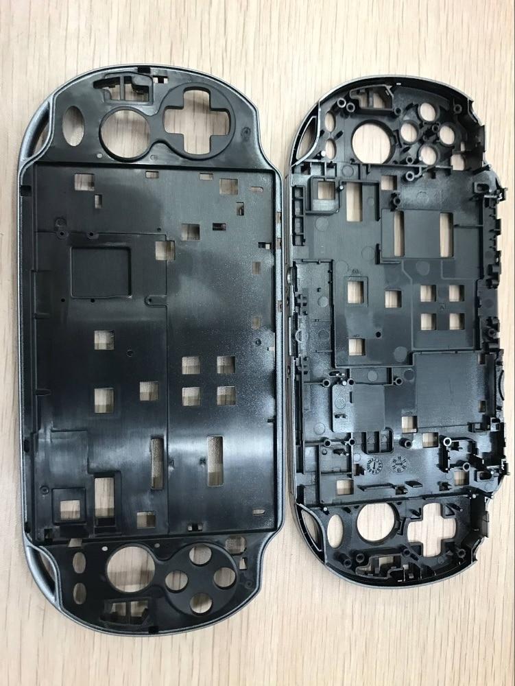 Nouveau cadre de protection pour écran LCD noir et blanc pour écran LCD PS Vita psvita 1000