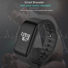 Bracelet Bracelet Fitness pression artérielle Message taux temps montre intelligente bande pour Huawei P20 Lite P30 Pro P10 Mate 20X10 Lite