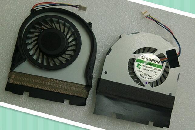 Genuine new frete grátis para acer aspire 4810 t 5810tz série 4810 fanmg55100v1-q051-s99 f0703 cpu portátil ventilador de refrigeração