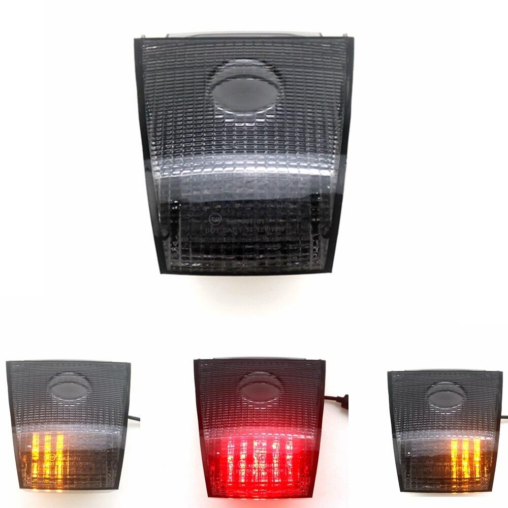Luz trasera LED intermitente para motocicleta para BMW K1200GT 1997-2005 K1200RS 1997-2005 R1150R 1997-2005