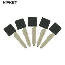 Remotekey 5 шт. запасная аварийная умная неразрезанная вставка брелок для ключей для Mazda 5 6 RX 8 CX 7 CX 9 MX 5 Miata