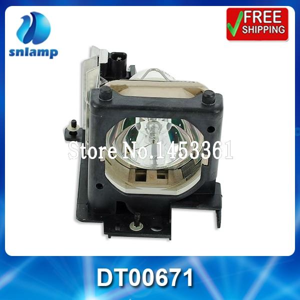 Compatible con bombilla de proyector DT00671 para CP-S335 CP-X335 CP-X340 CP-X345 ED-S3350 ED-X3400 ED-X3450 CP-X3350 CP-X3400