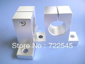 Soporte de eje de soporte de riel lineal de 12mm enrutador CNC SK12