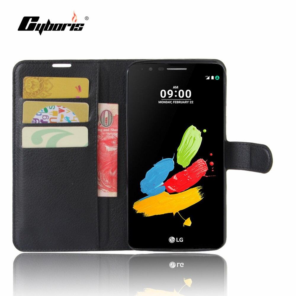 Чехол CYBORIS для LG Stylo 3/LG MP450/LG M470, кожаный чехол для телефона LG Stylus 3, откидной Чехол, подставка, кошелек, сумка, слот для карт