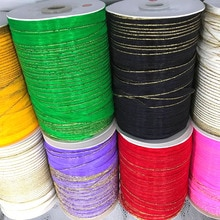 (10 yards/lot) 3/8(10mm) Broadside organza ribbons wholesale gift wrapping decoration ribbons