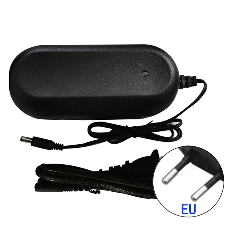 Accesorios de repuesto, adaptador de enchufe para aspiradora, cargador de repuesto para iRobot Roomba 527 595 650 enchufe US/EU
