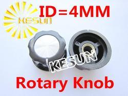 A-03RN99D JN-A03 4mm Conector Rotativo Potenciômetro Knob x 50 pcs Para WXD3-12 WXD3-14 WX14-12 FRETE GRÁTIS