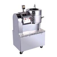 Stainless steel commercial Potato mill cut machine peeling machine slicer cutting machine cleaning slice cutting machine 750w