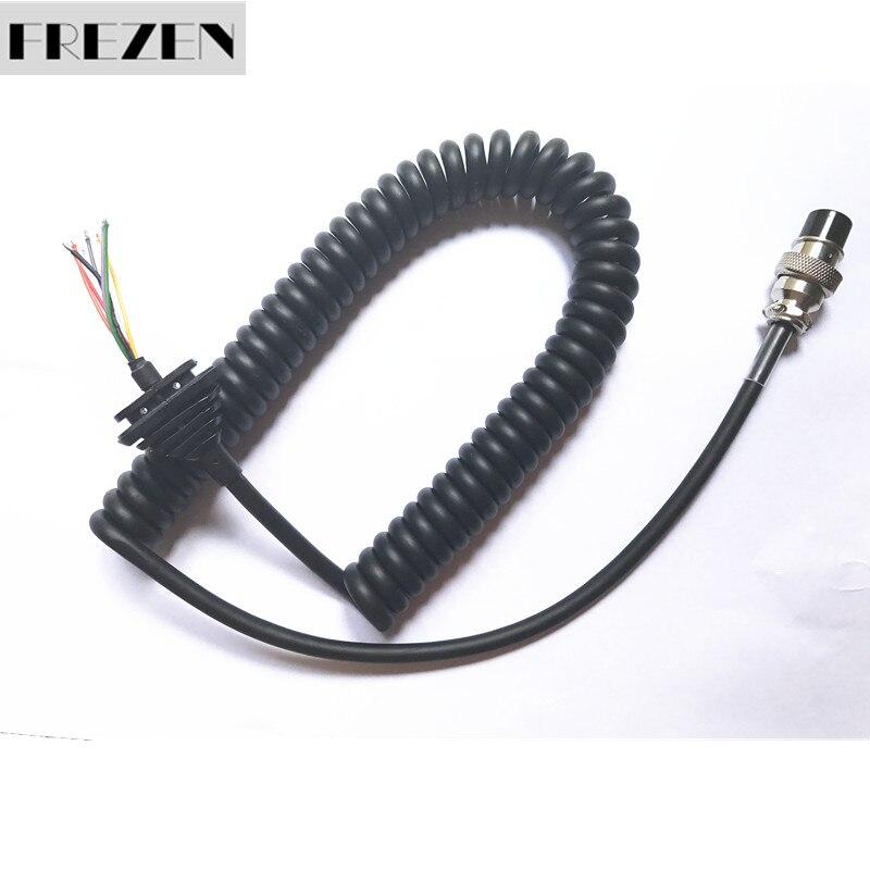 Cable de repuesto genérico para micrófono, Cable para EMS-57 de Radio, EMS-53,...