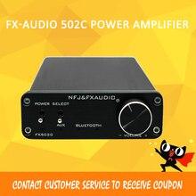 FX-AUDIO FX502C bluetooth amplifier hifi amplifier 2.1 TPA3116 power amplifiers amplificador audio