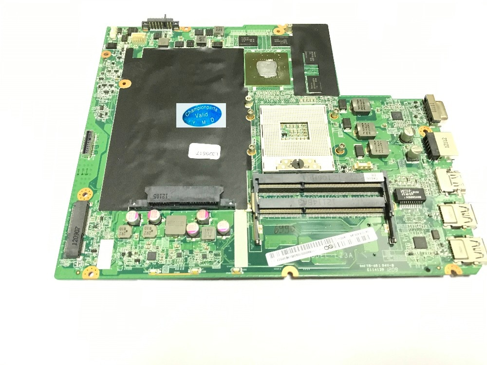 KEFU, המניה. LZ3A האם מחשב נייד עבור LENOVO Z580, מחשב נייד. GT630M 2 GB. (מוסמך בסדר)