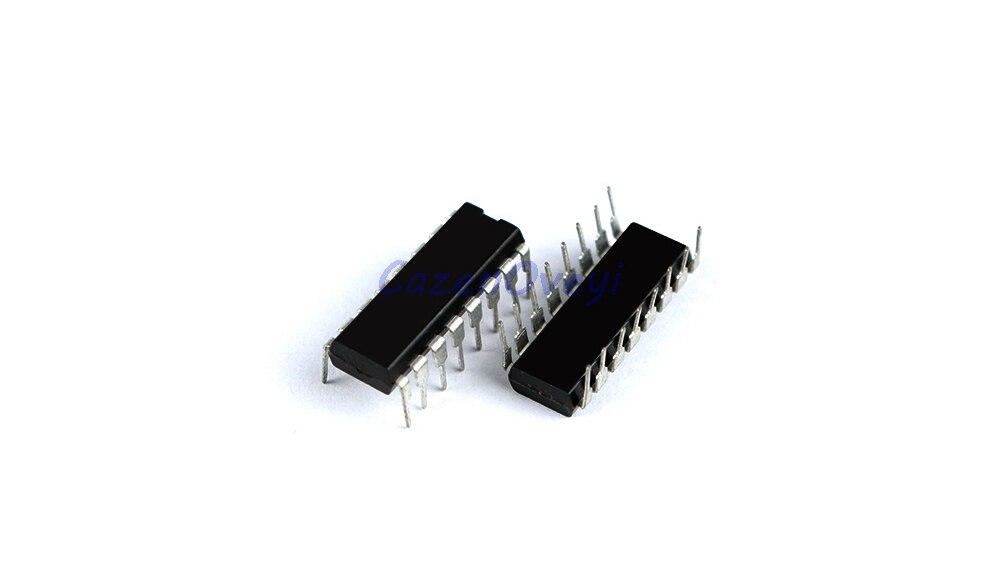 5 pçs/lote SN74HC161N HD74HC161P TC74HC161AP 74HC161 DIP-16 Em Estoque