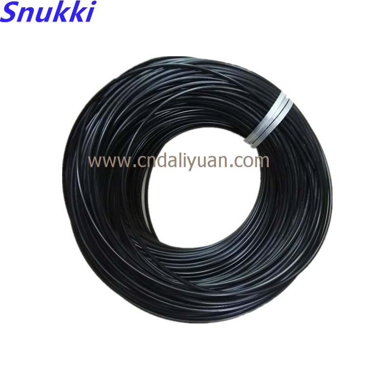 ID9 12*1.5 tubo De Nylon de Alta qualidade da linha fule 12mm x 9mm PA11 5 metros de tubo de nylon um lote