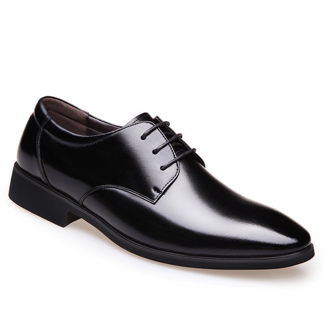 Terno sapatos banquete apontou sapatos homens dança bureau inglaterra tendência sapatos de casamento esportes masculinos sapatos de couro plana trabalhadores tênis