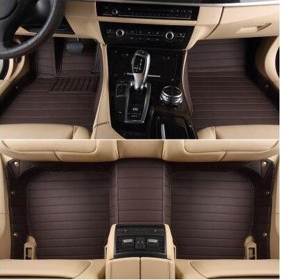 ¡Alfombras de alta calidad! Alfombrillas especiales personalizadas para coche para Infiniti QX50 2017-2013, alfombras impermeables para QX50 2014, envío gratis