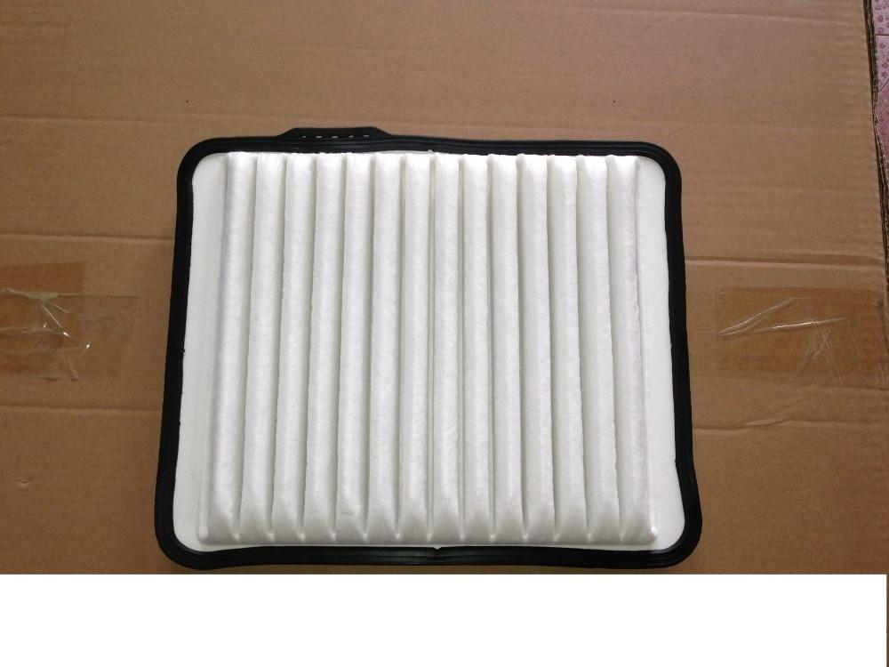 Filtro de ar para 2006-CADILLAC DTS V8-4.6L, 2009-BUICK Lucerne V6-3.9L, chevrolet malibu 4-2.4l, 2007-saturn aura #13780-78j00