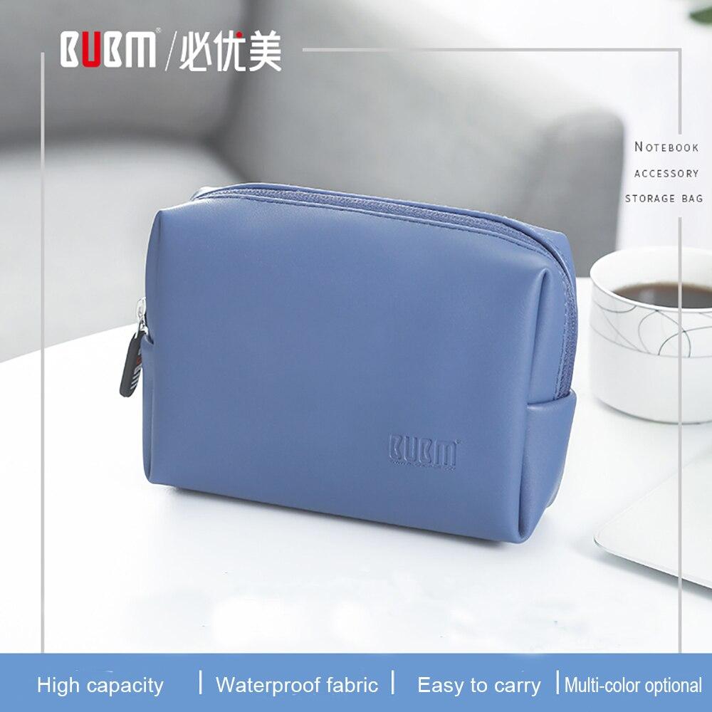 BUBM Travel Gadget Organizer Bag ,Power Bank Case, Cable Charger Management, Handy Beauty Stuff Carry Case, Makeup Cosmetic Bag